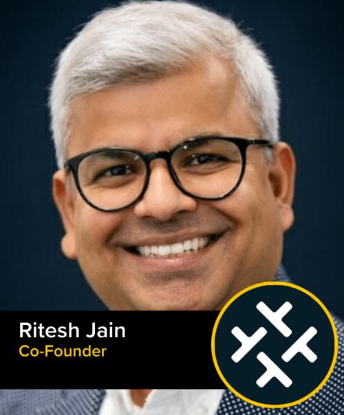 Ritesh Jain | Infynit